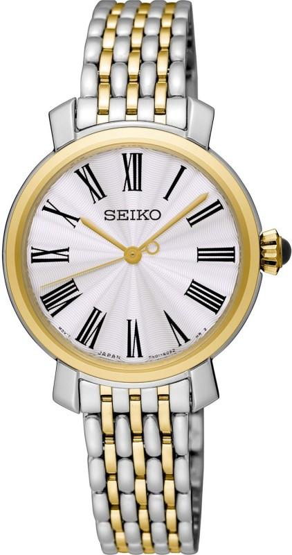 Seiko SRZ496P1 Analog Watch - For Women