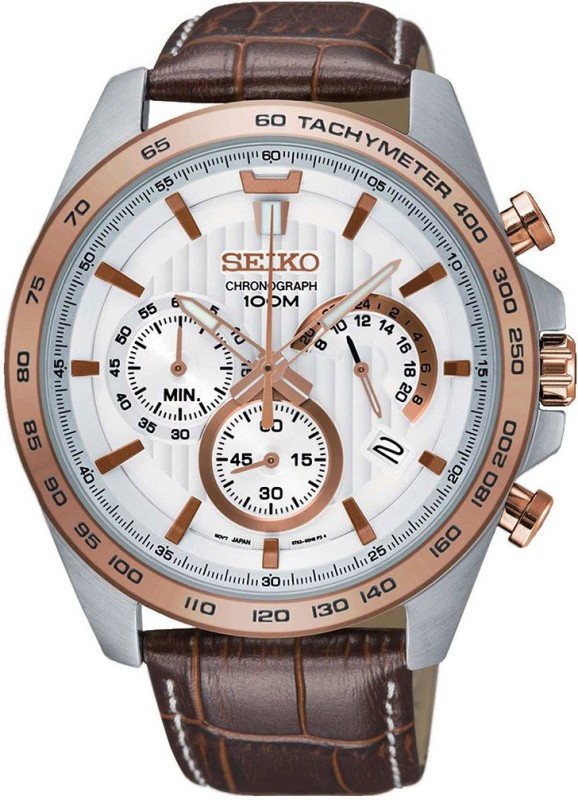 Seiko SSB306P1 Analog Watch - For Men