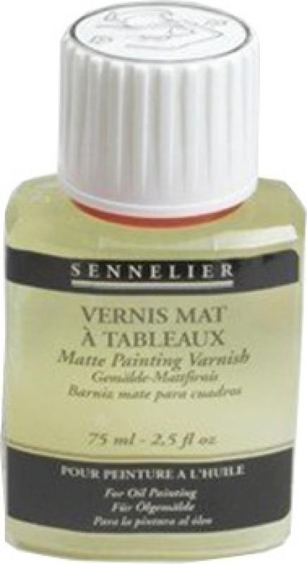 Sennelier N13514175 Matte Varnish(75 ml)