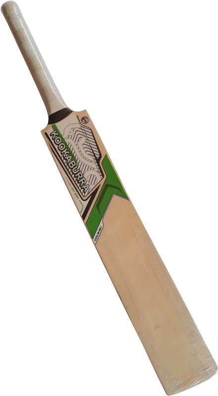 Kookaburra POPLAR WILLOW CRICKET BAT FOR HARD TENNIS BALL Poplar Willow Cricket Bat(Harrow, 1-1.2 kg)