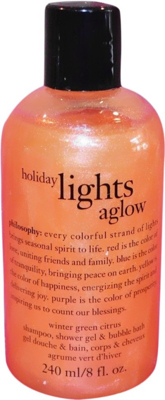 Philosophy Holiday Lights Aglow(240 ml)