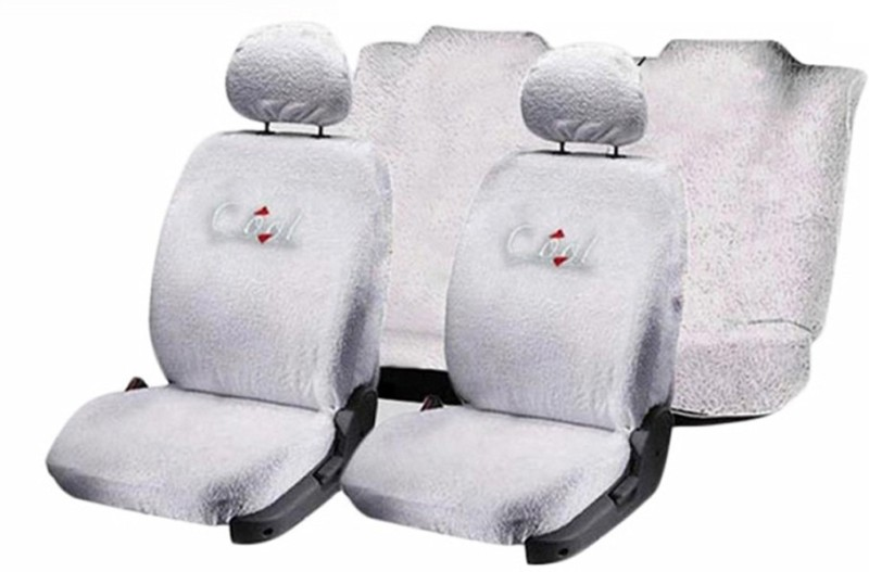 Alexus Cotton Car Seat Cover For Maruti WagonR(Without Back Seat Arm Rest, 5 Seater, 2 Back Seat Head Rests)
