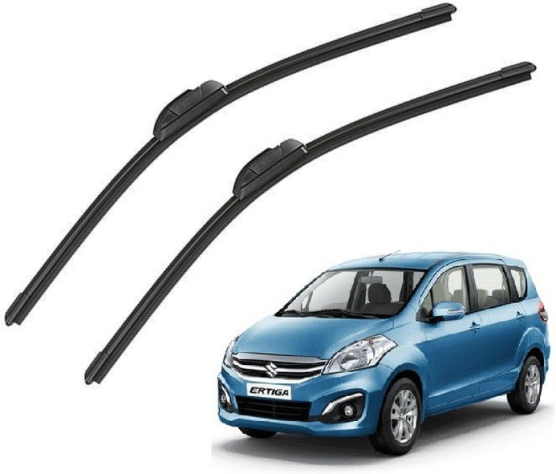 Mockhe Windshield Wiper For Maruti Suzuki Ertiga(Driver Side Wiper, Passenger Side Wiper Pack of 2)