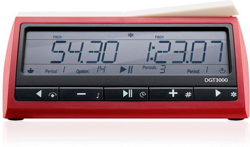DGT LCD Digital Chess Clock