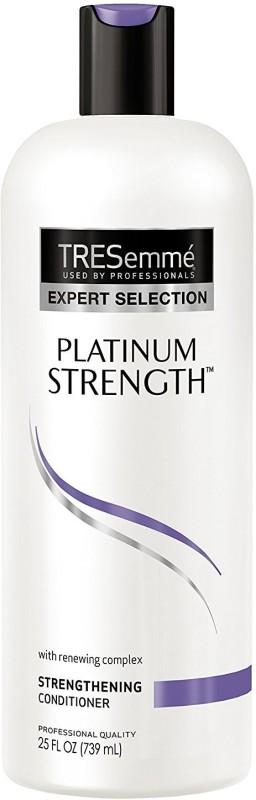 TRESemme Platinum Strength Strengthening Conditioner - 739ml(739 ml)