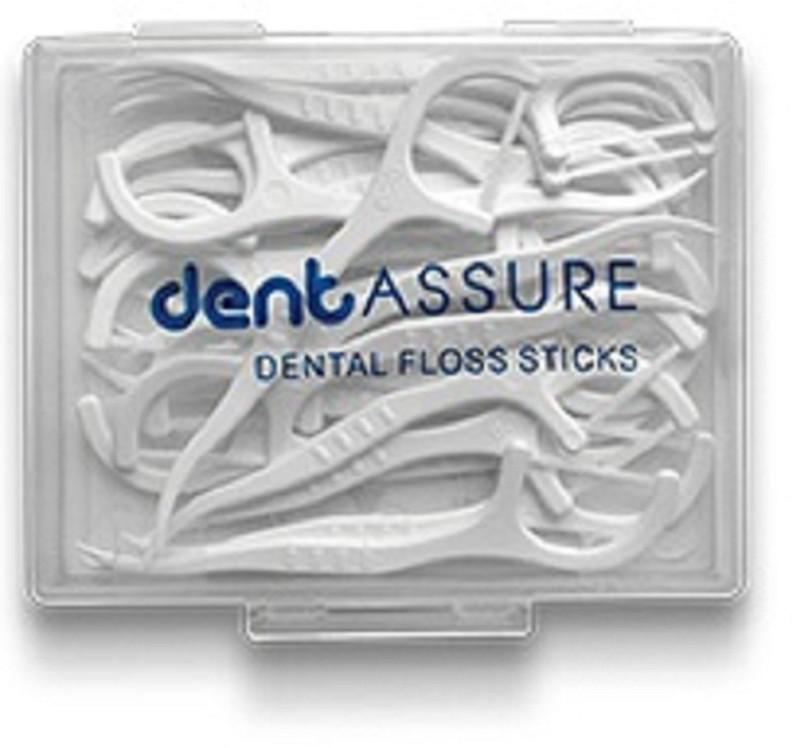 Assure DENTASSURE DENTAL FLOSS PICKS(Pack of 20)