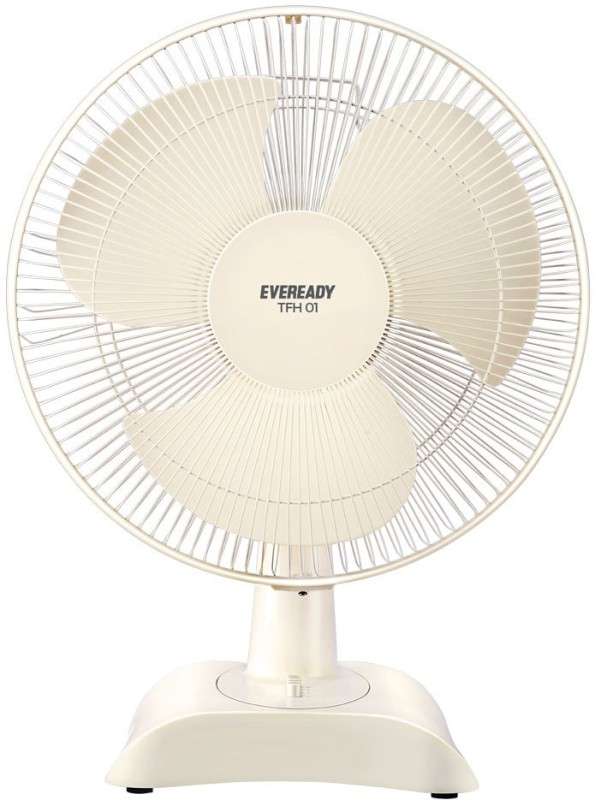 Eveready TFH 01 3 Blade Table Fan(CREAM)