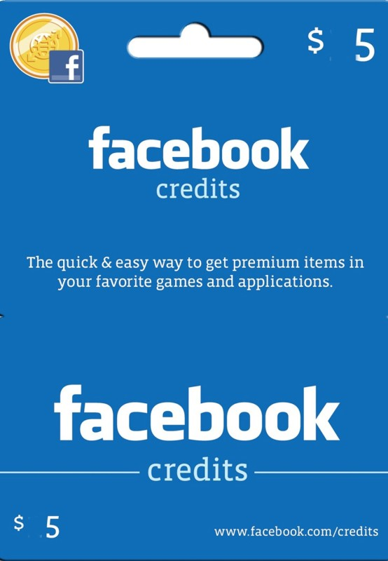Facebook Gift Card North America 5 USD for PC
