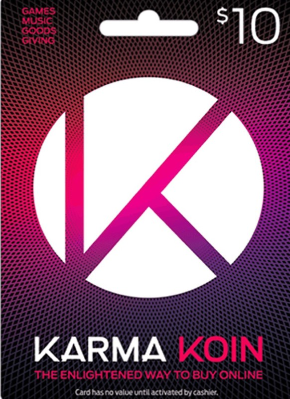 Karma Koin North Amaerica 10 USD for PC