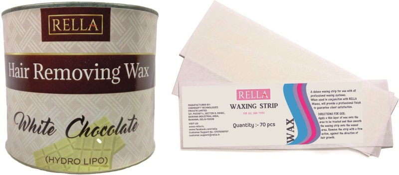 RELLA White Chocolate Combo Wax(600 g)