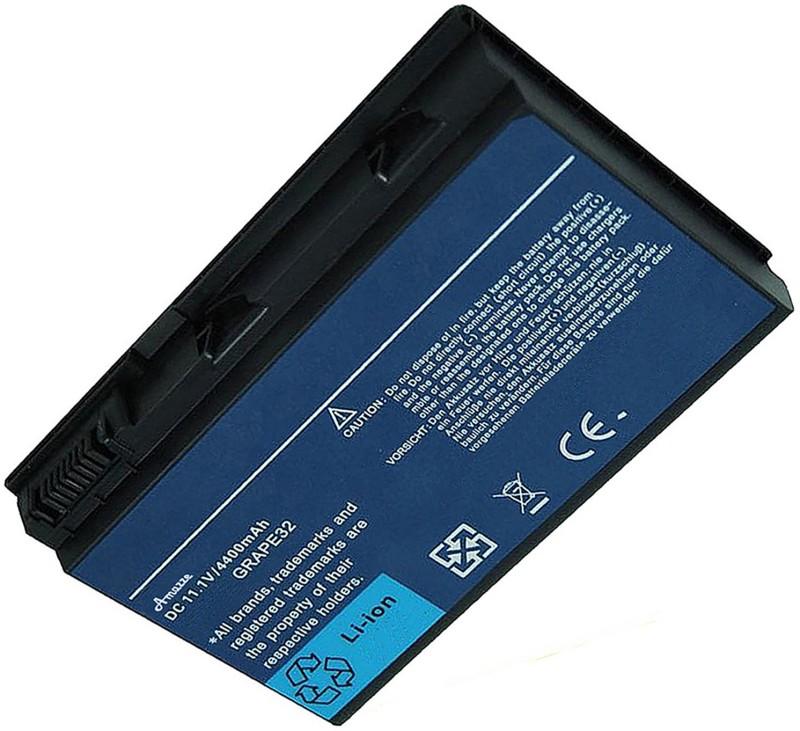 Amazze 5720-4A4G25MI 6 Cell Laptop Battery