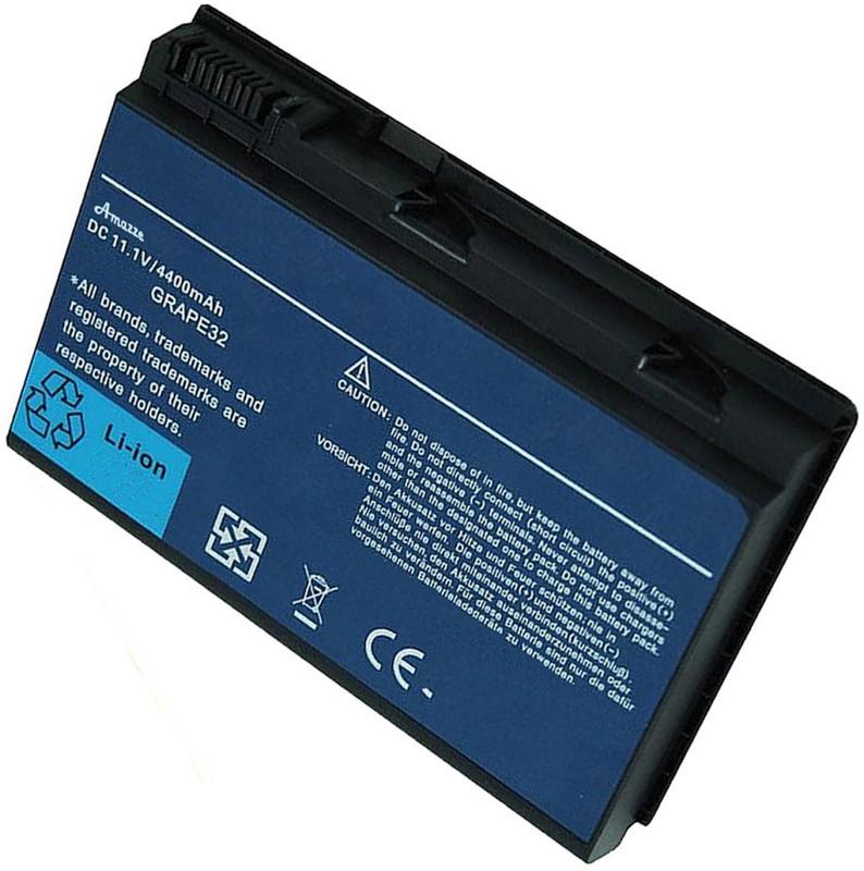 Amazze 5220-301G12 6 Cell Laptop Battery