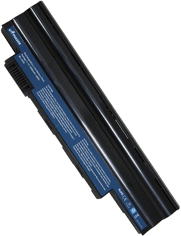 Amazze AOD260-N51B-K 6 Cell Laptop Battery