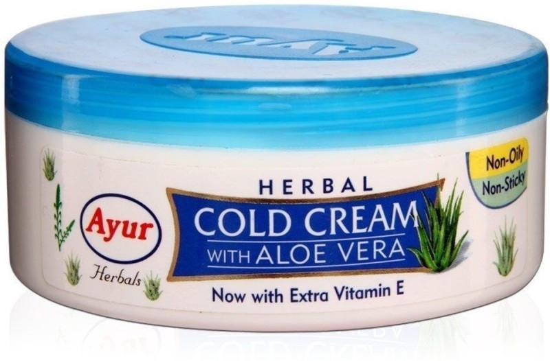 Ayur Herbal Cold Cream With Aoe Vera(200 ml)