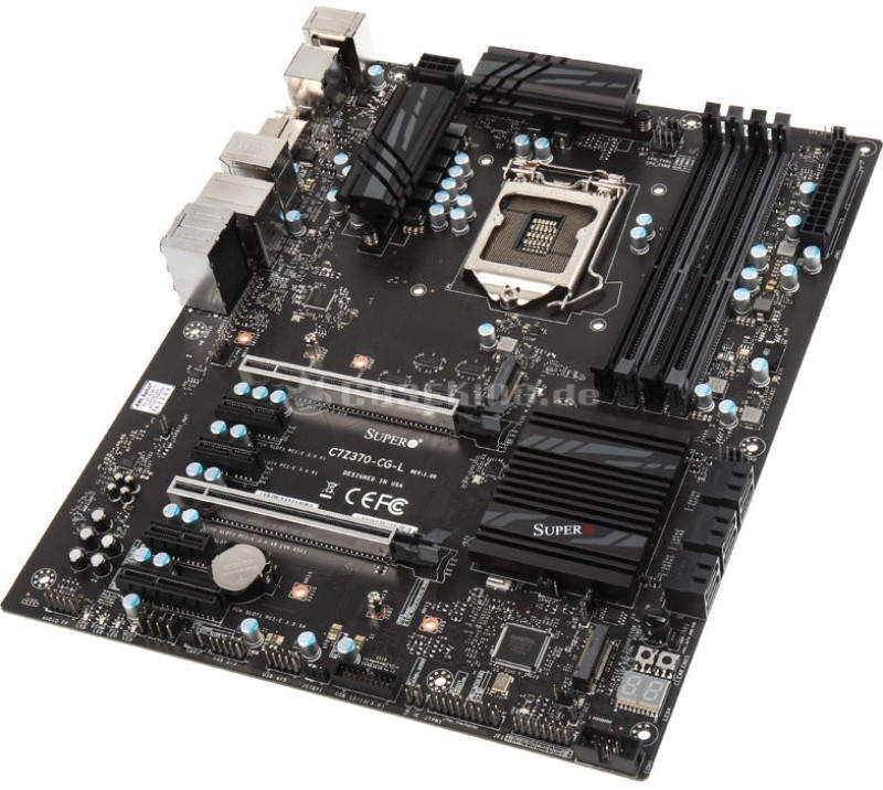 supermicro MBD-C7Z370-CG-L-O Motherboard