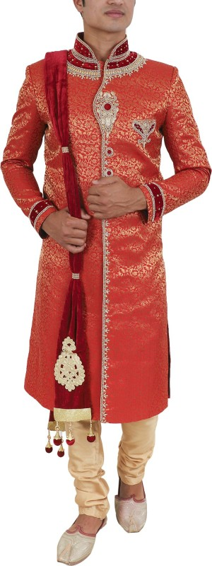LaRainbow Embroidered Sherwani