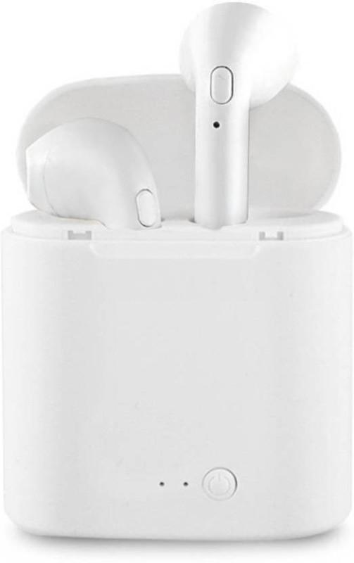 VGTRAC I7S Twin(Dual L/R) Smart Headphones(Wireless)