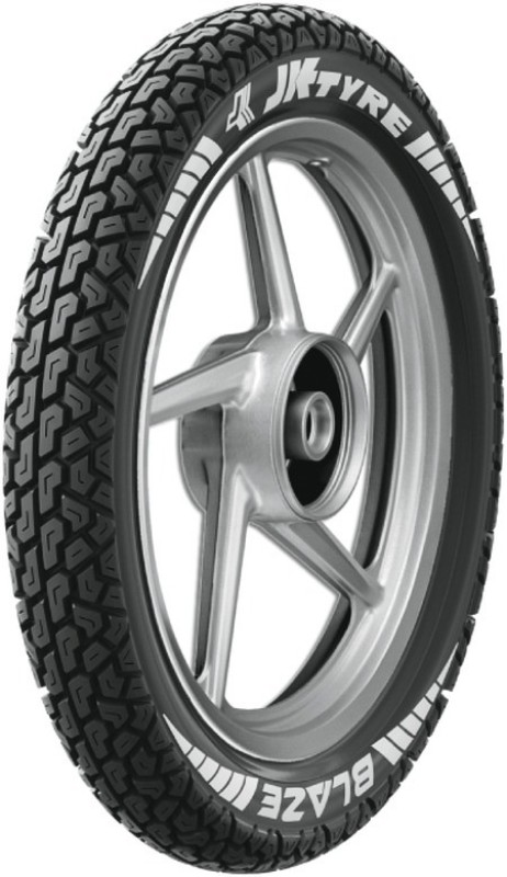 JK Tyre BLAZE BR11 2.75-18 Rear Tyre(Street, Tube Less)