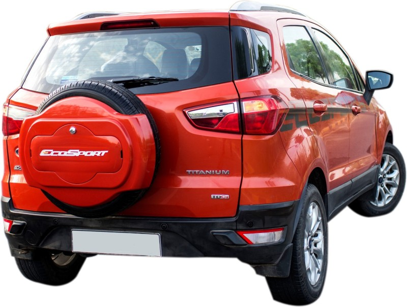 Future it is WHEEL COVER (MARS RED) Wheel Cover For Ford Ecosport(35 cm)