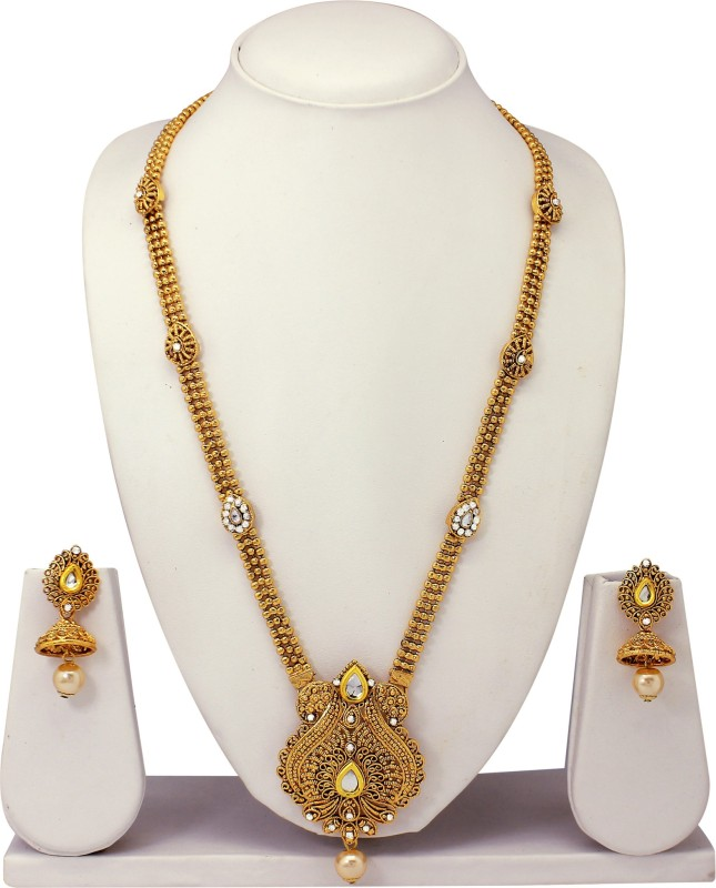 Atasi International Alloy Jewel Set(Copper)