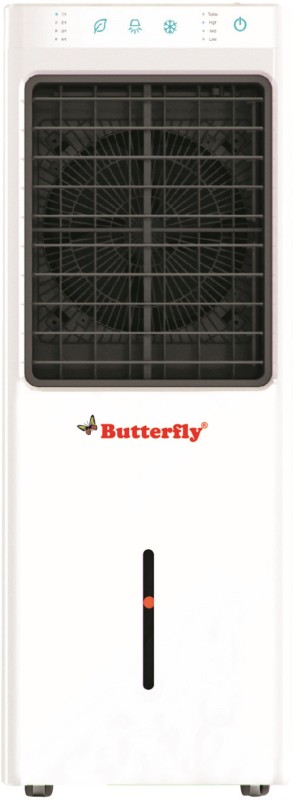 Butterfly 18 L Room/Personal Air Cooler(White, Eco Smart 18 Ltrs Air Cooler)