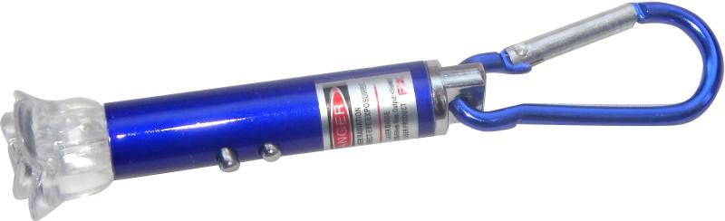 NPRC Laser Key chain Locking Carabiner(Blue)