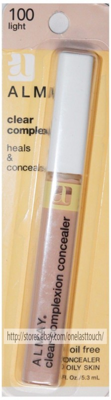 Almay Clear Complexion Concealer(100 Light)