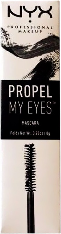 Nyx Propel My Eyes 8 g(Jet Black)