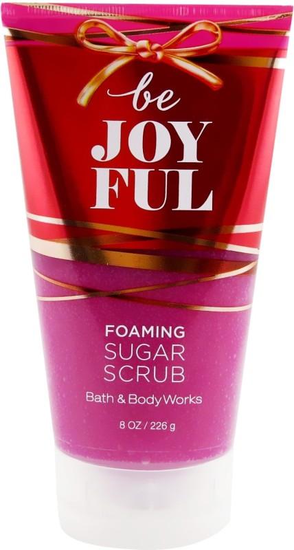 Bath & Body Works Be Joyful Foaming Sugar Scrub(226 g)