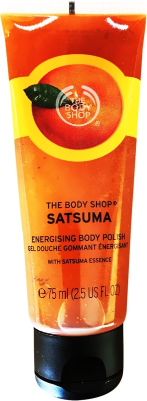The Body Shop Satsuma Scrub(75 ml)