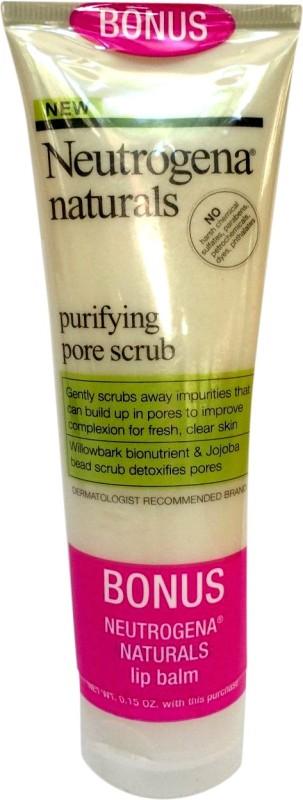 Neutrogena Purifying Pore Scrub(4.4 ml)