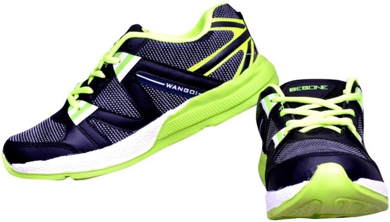 Begone Training & Gym Shoes For Men(Blue, Green)