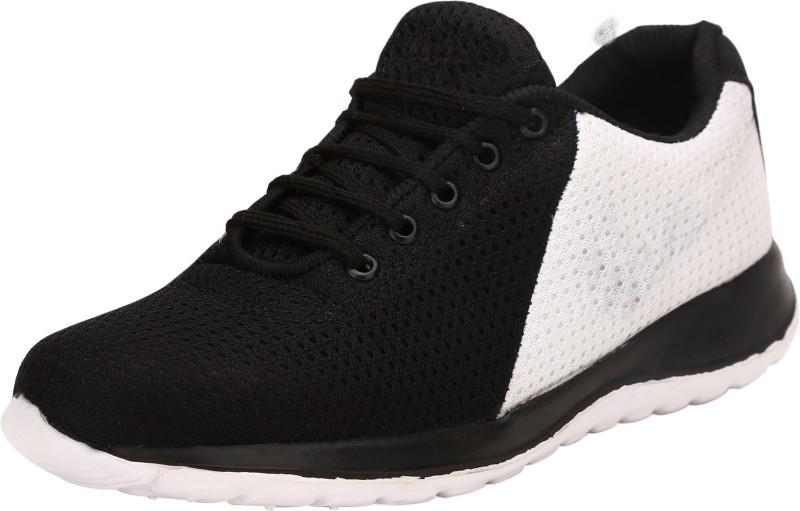 REAL TUCKER Running Shoes For Men(Black)