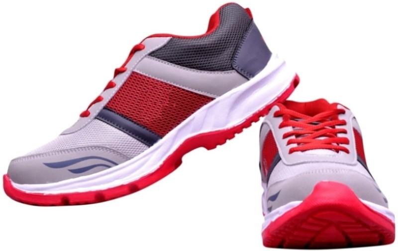 Begone Training & Gym Shoes For Men(Red, Grey)