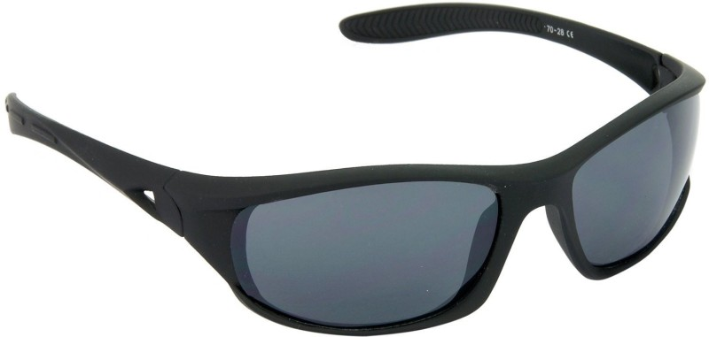 VLS Lifestyle Sports Sunglasses(Grey) image