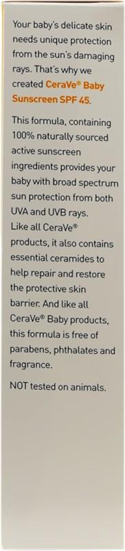CeraVe Kids - SPF 45(104 ml)