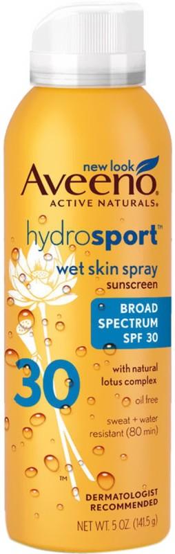 Aveeno Hydrosport - SPF 30(141.5 g)