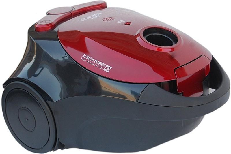 Eureka Forbes JAZZ Dry Vacuum Cleaner(BLACK & RED)