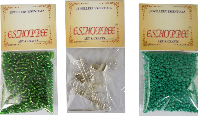 Estore 8 0 3mm Glass Seed Beads Seed Bead With Metal Fitting Keel Kunda Earring Jump