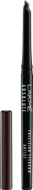 Lakme Absolute Precision Eye Artist Eyebrow Pencil(Dark Brown)