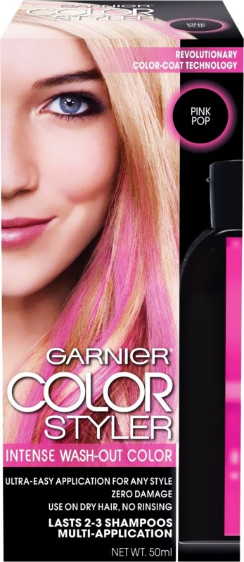Garnier Color Styler Hair Color(Pink)