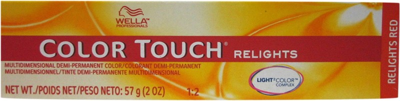 Wella Color Touch Hair Color(44 Intense Red)