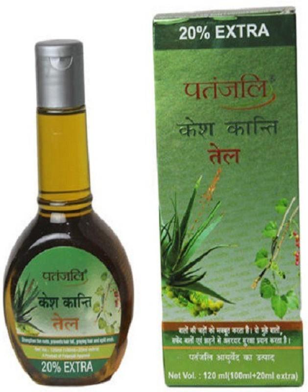 Patanjali Kesh Kanti Oil (120 ml) Hair Oil(120 g)