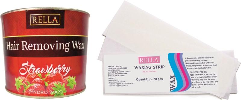 RELLA Strawberry Combo Wax(600 g)