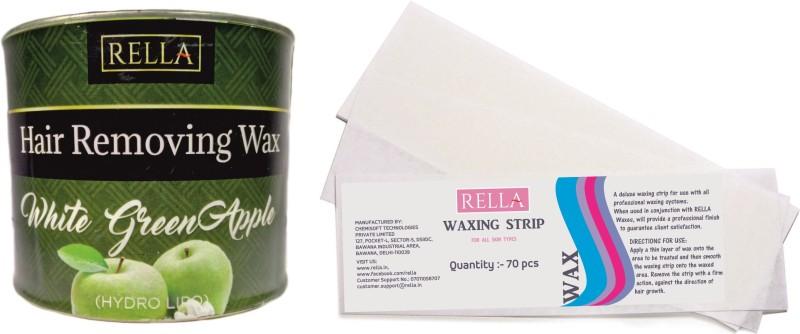 RELLA White Green Apple Combo Wax(600 g)