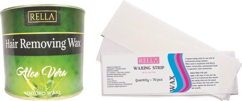 RELLA Aloe Vera Combo Wax(600 g)