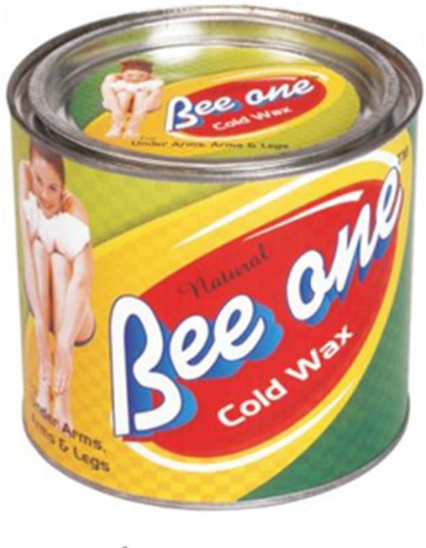 GoodsBazaar Beeone Cold Wax with 50 Waxing Strips (200 gm) Wax(200 g)