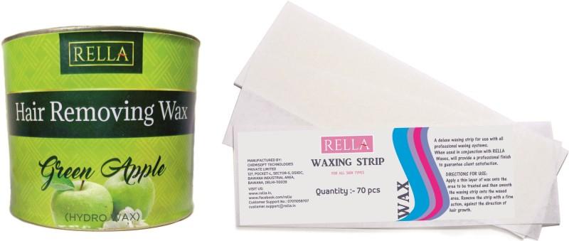 RELLA Green Apple Combo Wax(600 g)