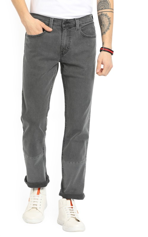 Levis Slim Mens Black Jeans