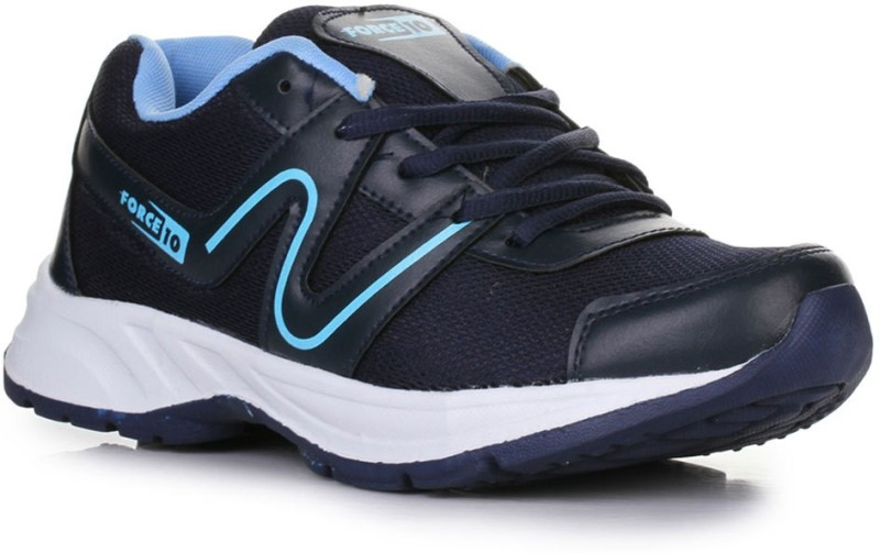 Liberty Force 10 Running Shoes For Men(Blue)